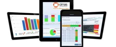 FM Contract Solutions use and recommend CiMAS Cleaning Management Software
